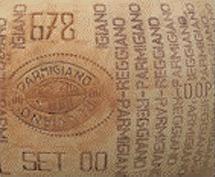 The Parmigiano Reggiano Consortium Seal