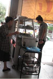 Roadside eatery