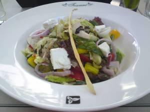 Toscano's Greek salad