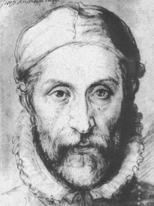 Giuseppe Arcimboldo: Self Portrait