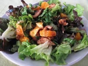 Secret Garden Oriental salad