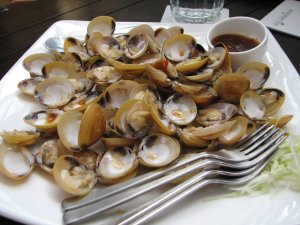 Can Thoi clams