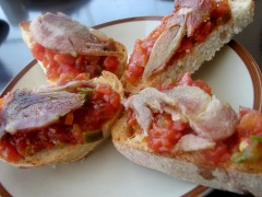 El tablao bruschetta