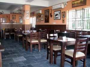 El tablao interiors