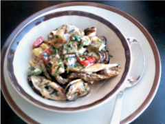 El Tablao mussels