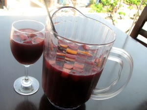 El tablao sangria