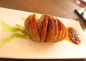Bangalore Foodies Spiced Potato