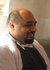 Chef Madhu Menon