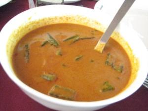 Fernando's Nostalgia Bhindi curry