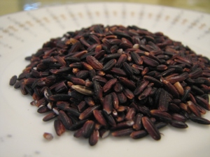 Karaikudi black rice