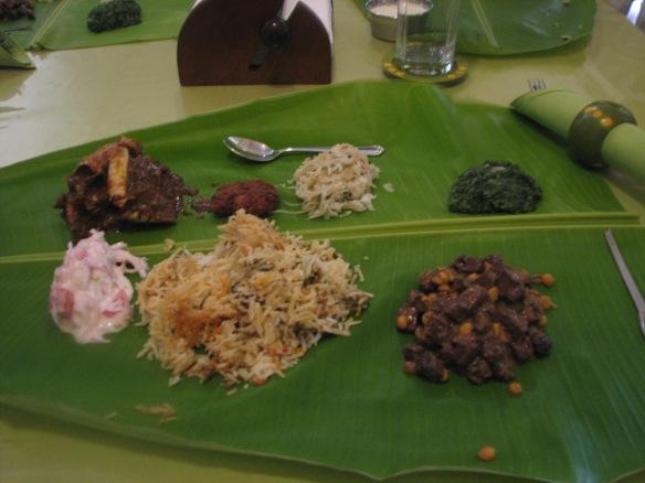 Karaikudi Bangala cuisine