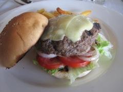 Biere Club Chop House Bangalore burger