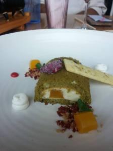 yuzu dessert